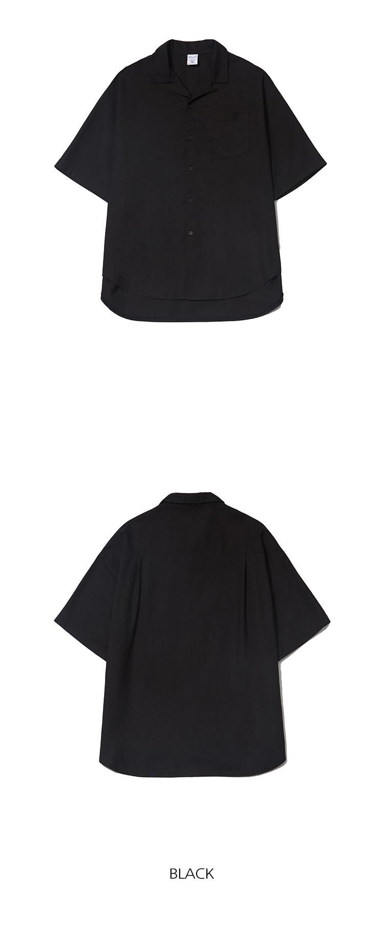어커버(ACOVER) 린넨 오버핏 셔츠